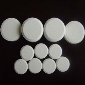 Swimming Pool Water Treatment Chemicals 90% TCCA 20g 200g Tablet