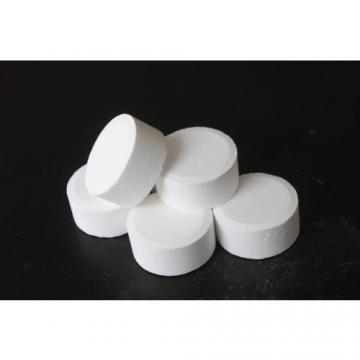 10000mt Yearly Output Chemical High Quality 50% TCCA 3G Tablets