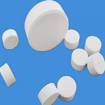 Trichloroisocyanuric Acid Tablets Press for Water Treatment